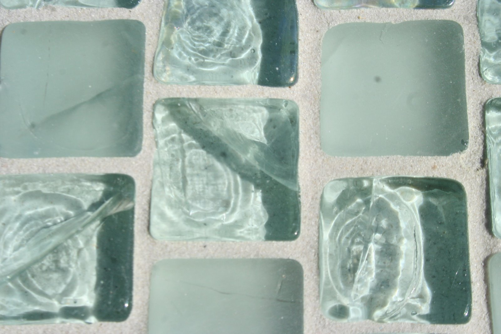 failure of glass mosaic tile cracks fractures fissures u0026 spalling