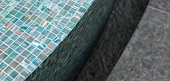 Glass Tile Mosaics - Tessellated Stress