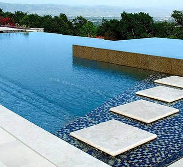 luxury pool spa design services - Swimming Pool And Spa Design