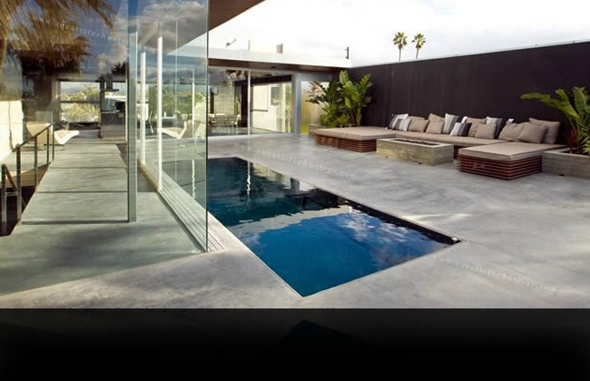 Gallery of Work | Aquatic Technology Pool & Spa | Creating water ...